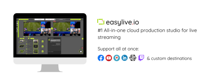 easylive.io solution