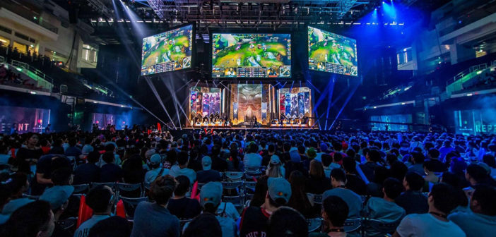 esports broadcasts tournament