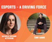 """I continue to see a lot more diversity in the types of games that are played competitively because of this generation, they are so diverse in how they game."" – Tony Hawk during his fireside chat at Esports BAR+ Americas"