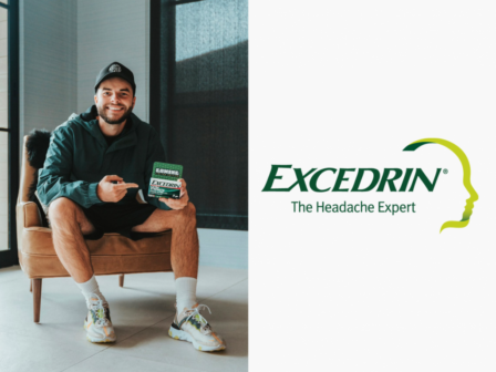Investing in esports 1. Sponsor an esports player Nadshot Excedrin