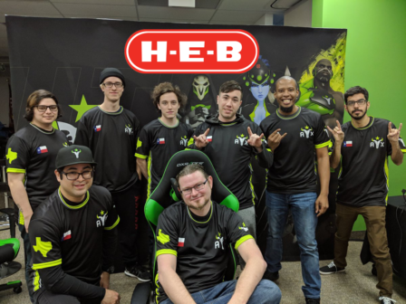 Houston Outlaws HEB invest esports
